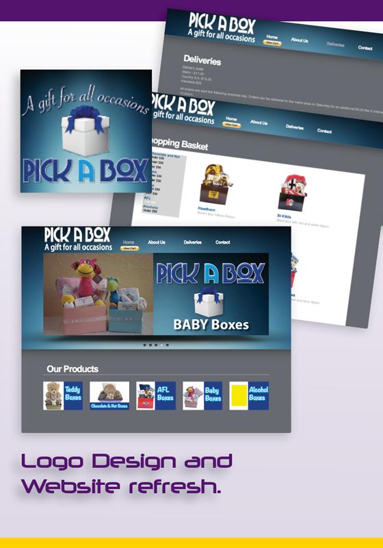 Graphic Design Adelaide Website Design Business Cards
